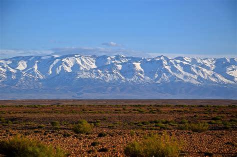 atlas l photos les montagnes de l atlas marrakech
