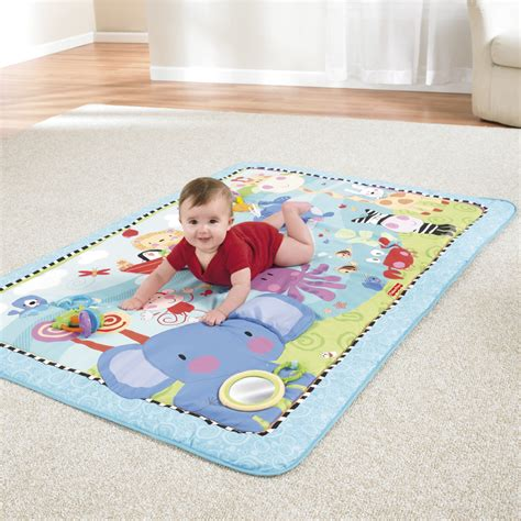 tapis eveil fisher price trendyyy