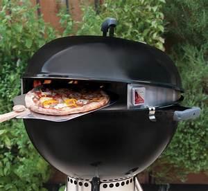 Four A Pizza Weber : pizzaque pc7001 deluxe kettle grill pizza kit 18 22 5 silver garden outdoor ~ Nature-et-papiers.com Idées de Décoration