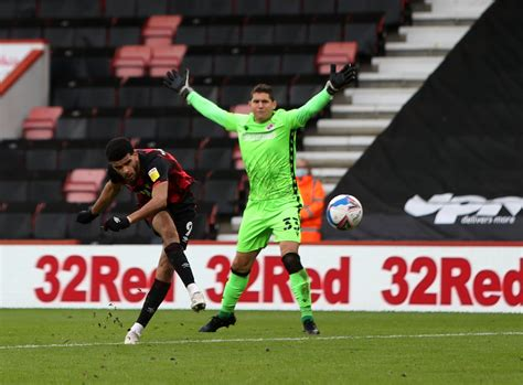 Bournemouth knock Reading off top spot after staging ...