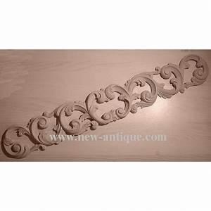Moulure Bois Décorative : moulure decorative bois resine ~ Nature-et-papiers.com Idées de Décoration