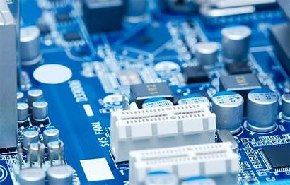 Motherboard Electronic Wallpapers Assembly Components Pcb 4k