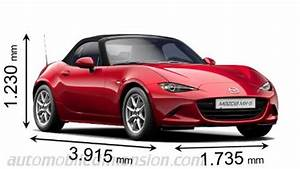 Dimension Mazda 3 : sports cars comparison with dimensions and boot capacity ~ Maxctalentgroup.com Avis de Voitures