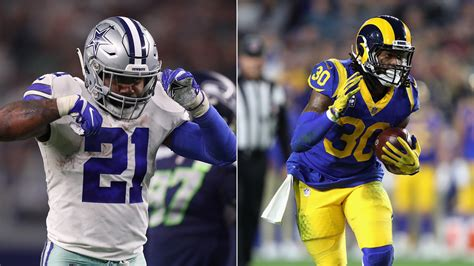 nfl  divisional playoff cowboys  rams preview