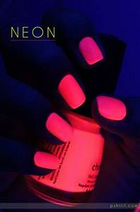 China Glaze Neon Pink Voltage Nail Polish .5oz NEW Hot ...