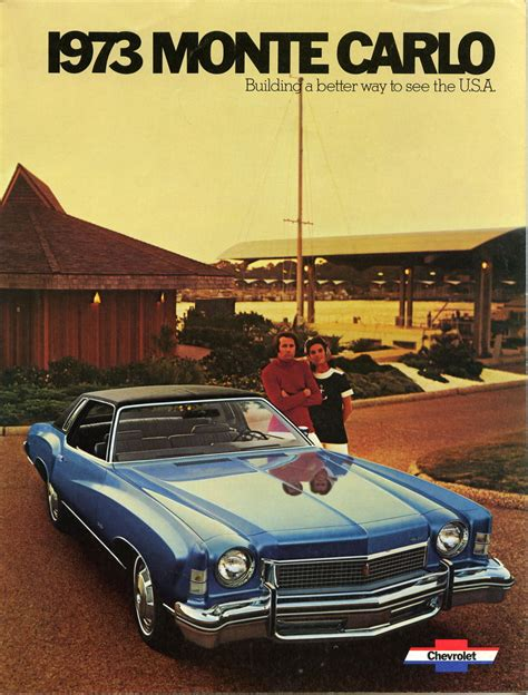 old car owners manuals 1973 chevrolet monte carlo user handbook 1973 chevrolet monte carlo brochure 73chevy 01 jpg