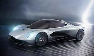 Am-rb 003 Is A Less Extreme Aston Martin Valkyrie