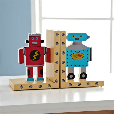 decorative bookends jj 10 13 robot decorative bookends book end shelf bookend holder supplies kid study decorate