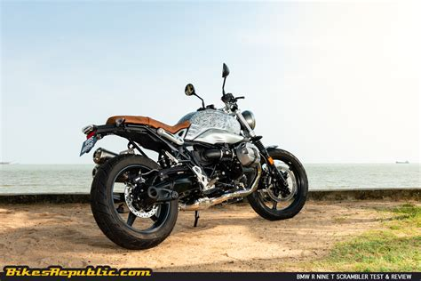 bmw    scrambler test review pure appeal