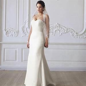 robe de mariee sirene bustier coeur irina With achat robe de mariée
