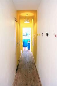 Idée Déco Couloir Sombre : relooking du couloir trop long et sombre t te d 39 ange ~ Melissatoandfro.com Idées de Décoration