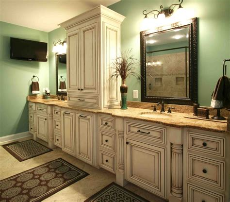 bathroom cabinets and vanities by walker woodworking