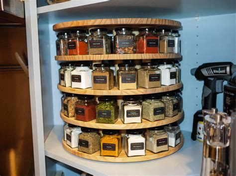 Large Spice Organizer by Spice Rack For The Home Diy Spice Rack Wooden Spice