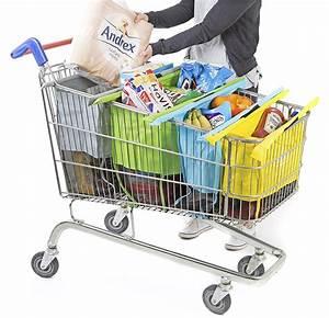 Tasche Für Einkaufswagen : trolley bag organizer organizer tasche f r den einkaufswagen ~ Buech-reservation.com Haus und Dekorationen