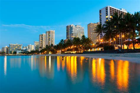 Honolulu - Eine paradiesische Metropole mitten im Pazifik ...