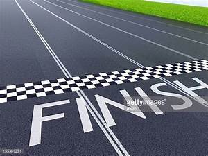 Finish Line Stock Photos and Pictures   Getty Images