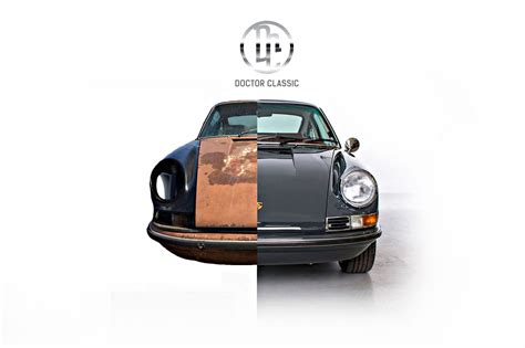 porsche before and after porsche 911t before and after doctor classic
