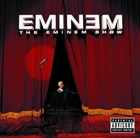 eminem albums made