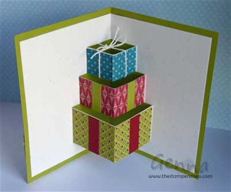 pop up card box template christmas pop up card and box