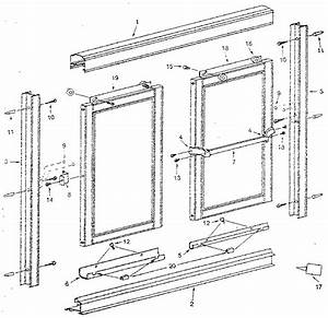 Sears Shower Door Parts