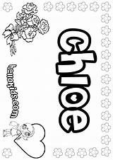 Coloring Name Pages Chloe Sheets Names Bubble Letters Colouring Printable Own Melanie Martinez Girly Trip Hellokids Print Template Phoebe Tiny sketch template