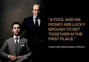 "Bootstrap Business: Wall Street: Gordon Gekko's ""Greed Is ..."