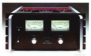 Sansui Ba-5000 - Manual - Stereo  Mono Power Amplifier