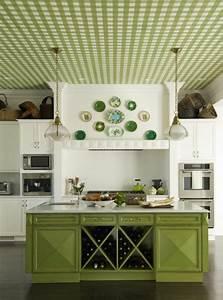 Küche Deko Wand : wandteller deko tolle wandgestaltung in der k che ~ Whattoseeinmadrid.com Haus und Dekorationen