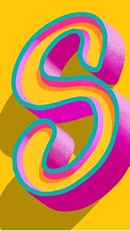 3d Letters - Letter S by Susan Romero | Baking Design on ...