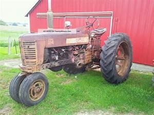 Farmall 350 Diesel Straight Tractor