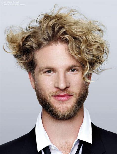 coupe cheveux frises homme