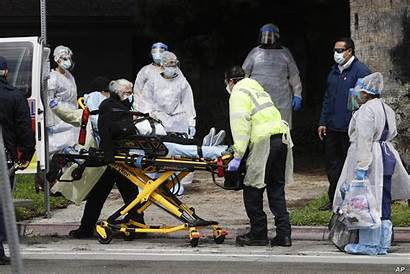 Nursing Deaths California Coronavirus Cases Homes Virus