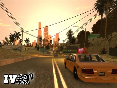 San Andreas Beta 3