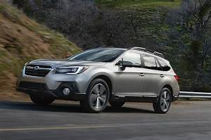 Revised 2018 Subaru Outback Unveiled in New York Motor Trend