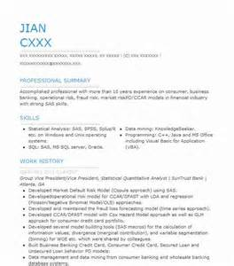 Mathematical Statistician Resume by Mathematics And Statistics Resume Exles Science Resumes Livecareer