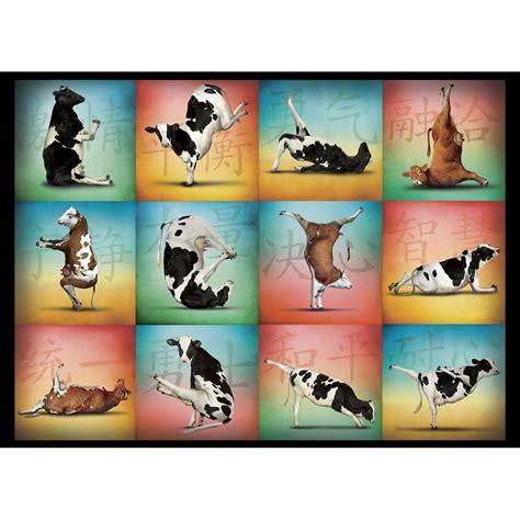 yoga piece puzzle