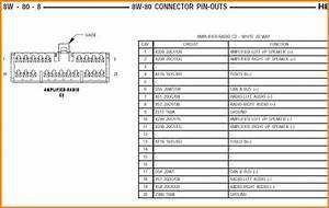 2001 Dodge Ram 1500 Radio Wiring Diagram