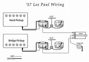 57er Les Paul Wiring