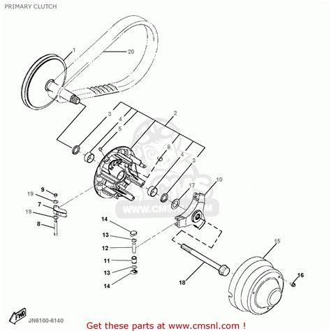 diagram yamaha golf cart engine diagram