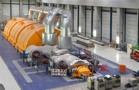Steam Turbines And Electric