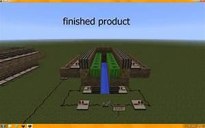 Auto Melon Farm Tutorial!! Minecraft Project