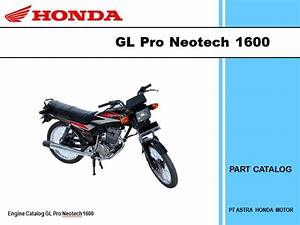 Wiring Diagram Honda Gl Max