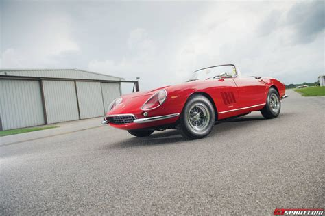 In january of 1967, the first 275 gtb spyder was completed. Monterey 2013: Ferrari 275 GTB/4 NART Spider Sells for $25 Million - GTspirit