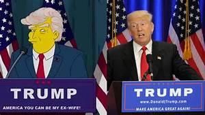 Simpsons Trump Vorhersage - Alle Hinweise & Fakten ...