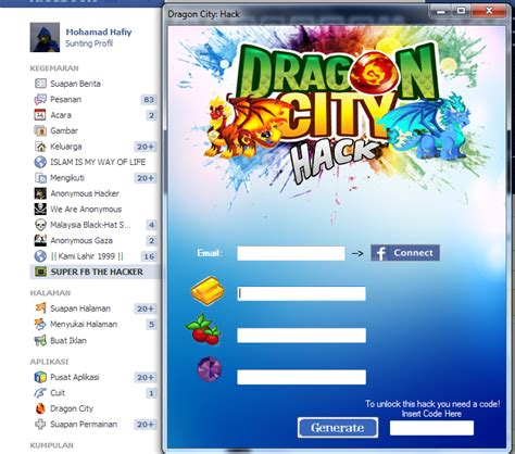 GAMES HACKED ANDROID FREE: Dragon city hack tool Free