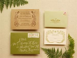 diy tutorial rubber stamp wood veneer invitation suite With diy wedding invitations with stamps
