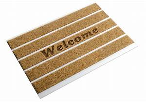 Modern Welcome Mat