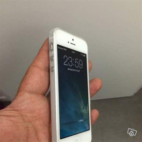 iphone 5 pas chers 32 go sur leboncoin moins de 400 euros d 233 bloqu 233 s