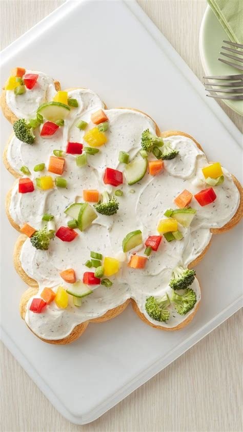 christmas tree appetizer pillsbury 75 best recipes images on recipes snacks and kitchens