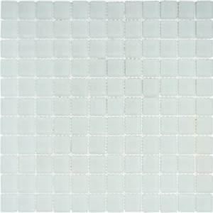 Boizenburg Fliesen Futura Weiss Uni Matt : glasmosaik fliesen weiss matt gefrostet tm33460 ~ Frokenaadalensverden.com Haus und Dekorationen